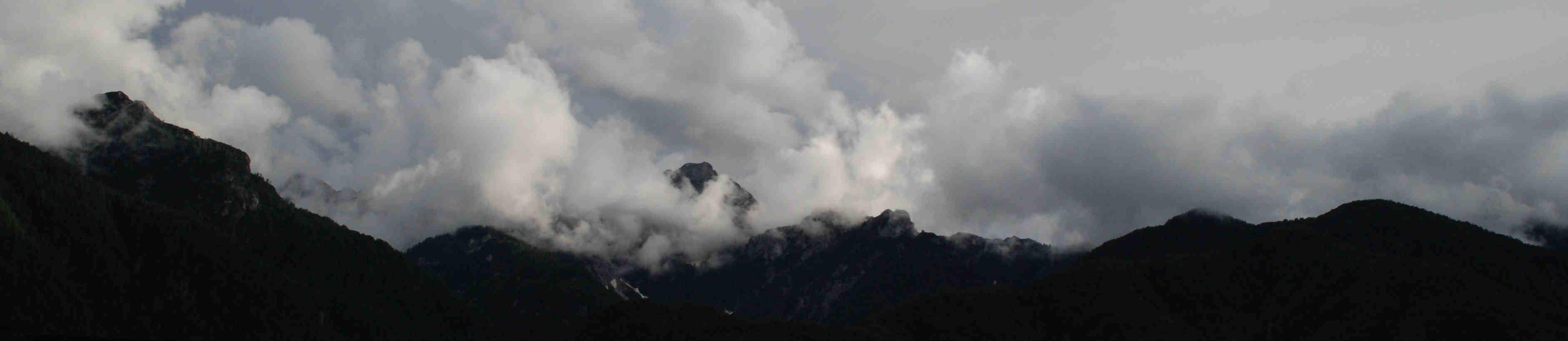 Chiarescons tra le nuvole